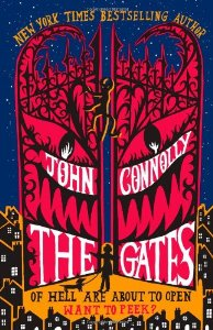 "Cover of ""The Gates: A Novel"""