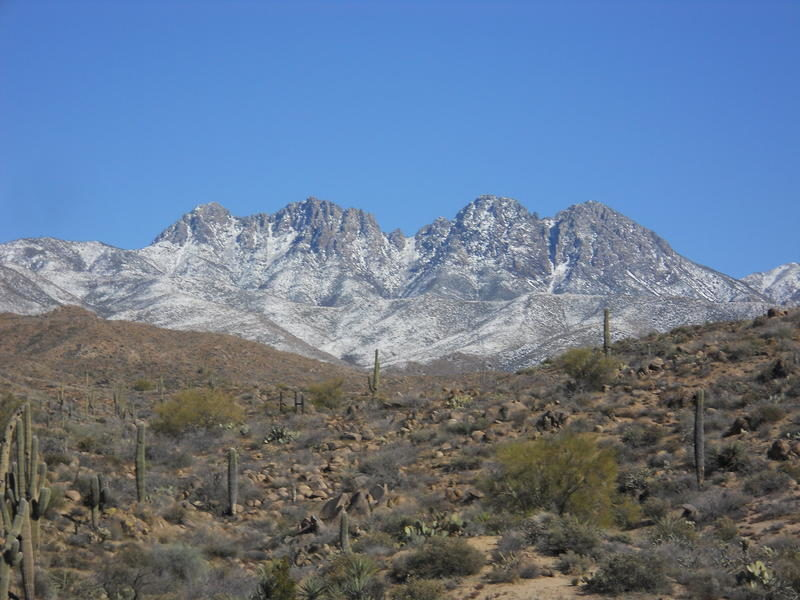 Desert & Snow 005